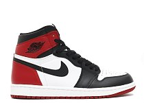 AIR JORDAN 1 RETRO HIGH OG  BLACK TOE 2016 RELEASE