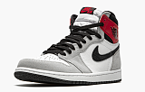 "Air Jordan 1 Retro High OG ""Light Smoke Grey"""