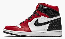 "Air Jordan 1 High Retro WMNS ""Satin Snake"""