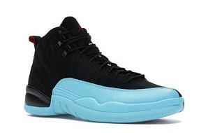 Air Jordan 12 (XII) Gamma Blue (2014)