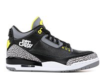 AIR JORDAN 3 RETRO  OREGON PIT CREW