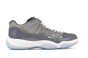 Air Jordan 11 Retro  Low Grey