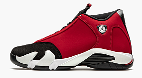 "Air Jordan 14 Retro ""Gym Red"""