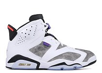 Air Jordan 6 Retro LTR  Flint, Flight Nostalgia