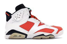 Air Jordan 6 Retro Gatorade Like Mike White