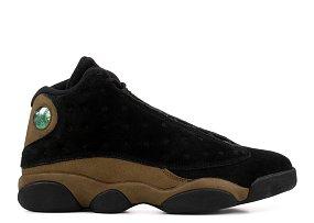 Air Jordan 13 Retro  Olive