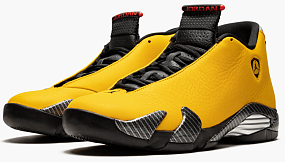 "Air Jordan 14 ""Yellow Ferrari"""