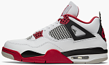 "Air Jordan 4 Retro ""Fire Red 2020"""