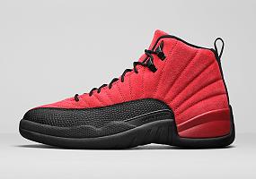"""Air Jordan 12 """"Reverse Flu Game"""""""