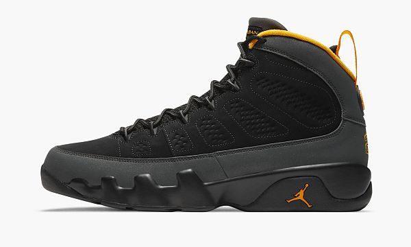AIR JORDAN 9 RETRO University Gold