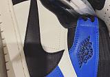 Travis Scott x Fragment x Air Jordan 1 High Military Blue