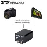 ZITAY External Camera Battery LP-E6N for BMD BMPCC 4K 6K 4 hours