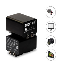 ZITAY Camera External Battery for BMPCC 4K 6K Camera