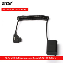 ZITAY D-tap to NP-FZ100 dummy battery Sony External Power Supply