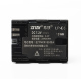 ZITAY Battery LP-E6 Internal Battery for BMPCC 4K 6K 50Minutes Contionus Recording