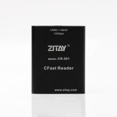 ZITAY CFAST 2.0 to SSD Card Reader Canon 200