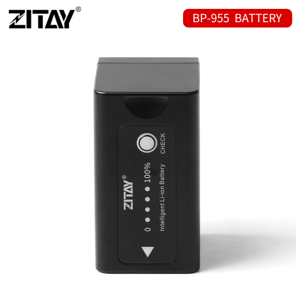 ZITAY BP-955 Battery for Red Camera KOMODO 6K Canon XH A1 XH G1s XF300 XF100 XF310  XH A1s XH G1  XL H1s  XL H1 XL H1A