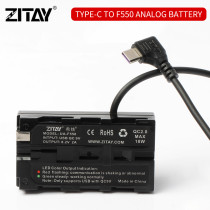 ZITAY USB C to F550 Dummy Battery