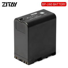 ZITAY BP-U60 Sony BP-U60 PMW-150 PMW-160 PMW-200 PMW-300 PMW-EX1R PMW-EX3 PMW-EX260 PMW-F3 PXW-FS5 Sony PMW-100 PMW-EX160 PXW-FS7 PMW-EX1 PMW-EX280 Camera Battery