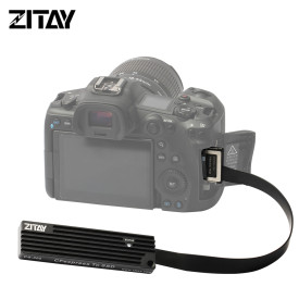 ZITAY CS-305 New Version CFexpress Type B to SSD Convertor Adapter XQD CFE CFX Replacer Substitute Nikon Z6 Z7 D5 D6 D850 D500 PANASONIC DC-S1/S1R Canon EOS 1DX MarkIII R5 C500 MarkII