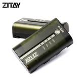 ZITAY Camera Battery NP-F550 Lithium Battery  Camera Power Bank NP-F550 7.2V 3400mAh