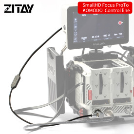 ZITAY SMALLHD FOCUS PRO OLED Cine7 Indie7 Indie Pro to RED KOMODO 6K Controlling Cable