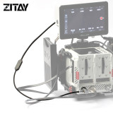 Upgraded ZITAY SMALL HD FOCUS PRO OLED Cine7 Indie7 Indie Pro to RED KOMODO 6K Controlling Cable