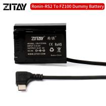 ZITAY NP-FZ100 Dummy Battery to DJI RS2