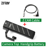 ZITAY Top Handgrip Camera Battery