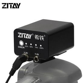 ZITAY 7.2V External Battery for NP-W126 Battery Cameras Fuji X-T3,x-T2,X-T1,X-A5,X-A3,X-A7,X-A10,X-A2,X-A1,X-E3,X-E4,X-E2,X-E1,X-E2S,X100F,X100V,X-H1,X-M1,X-Pro2,X-Pro3,X-Pro1,X-T20