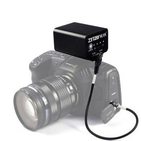 ZITAY 10.8V Camera External Battery for BMPCC 4K Blackmagic Pocket Cinema Camera 4K