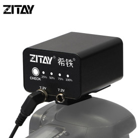 ZITAY 7.2V Quick Release External Battery for Sony NP-F550 /F970/F750/F570/F770