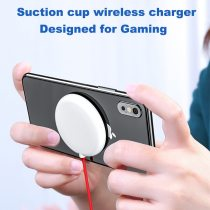 Spider Suction Cup Wireless Charger