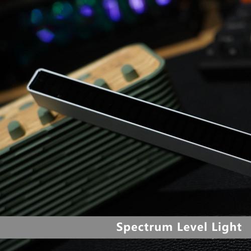 Spectrum level light--Full of atmosphere