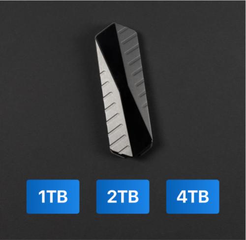 World's Fastest External SSD