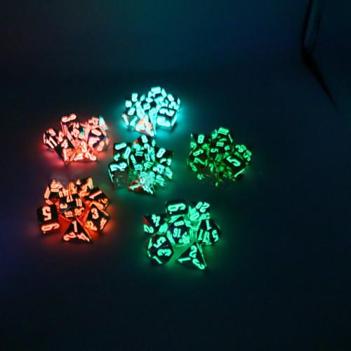 Pixels - The Luminous Dice