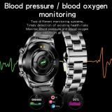 🎁Father's Day Hot Sale 🎁🔥30% OFF🔥2021 Luxury Waterproof Bluetooth Watch(Free Shipping Now)