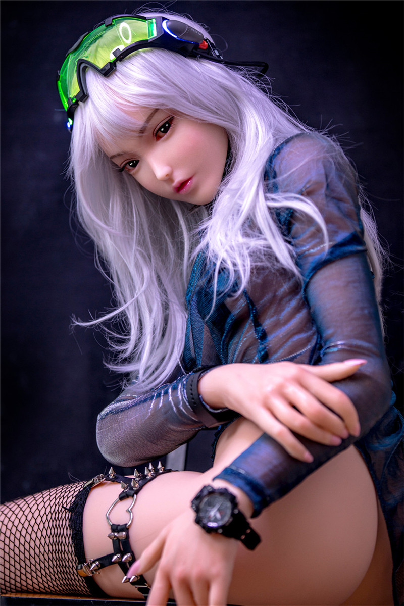 Sino Doll 158cm/5ft2 J-cup Silicone Sex Doll with Head S28