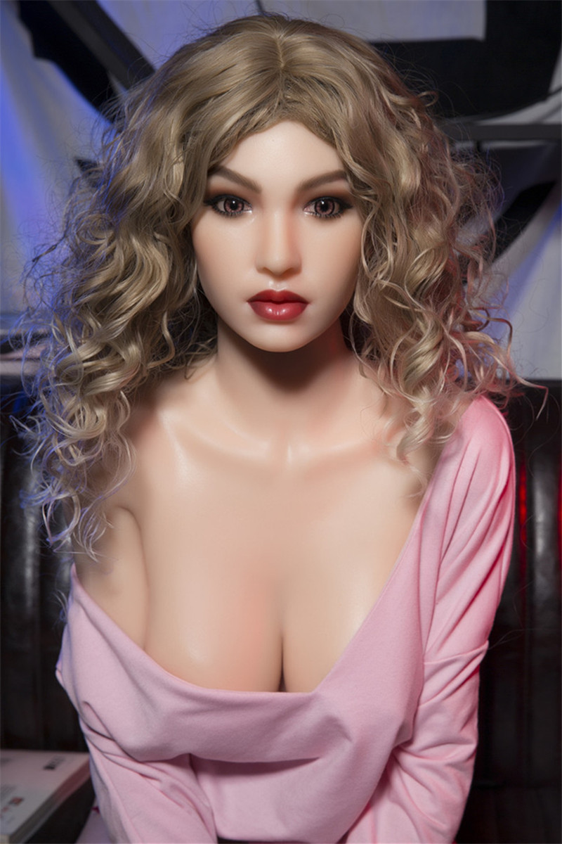 Sino Doll 152cm/5ft D-cup Silicone Sex Doll with Head S10