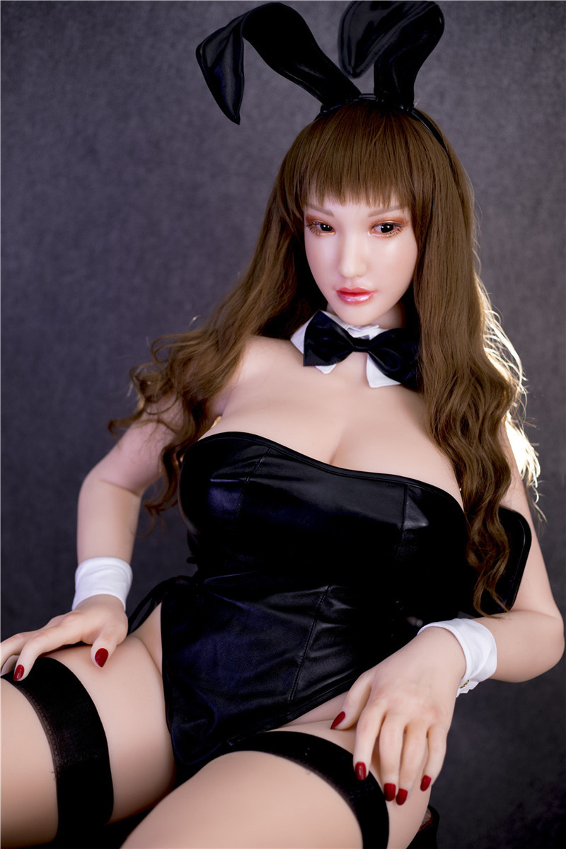 Sino Doll 155cm/5ft1 J-cup Silicone Sex Doll with Head S21