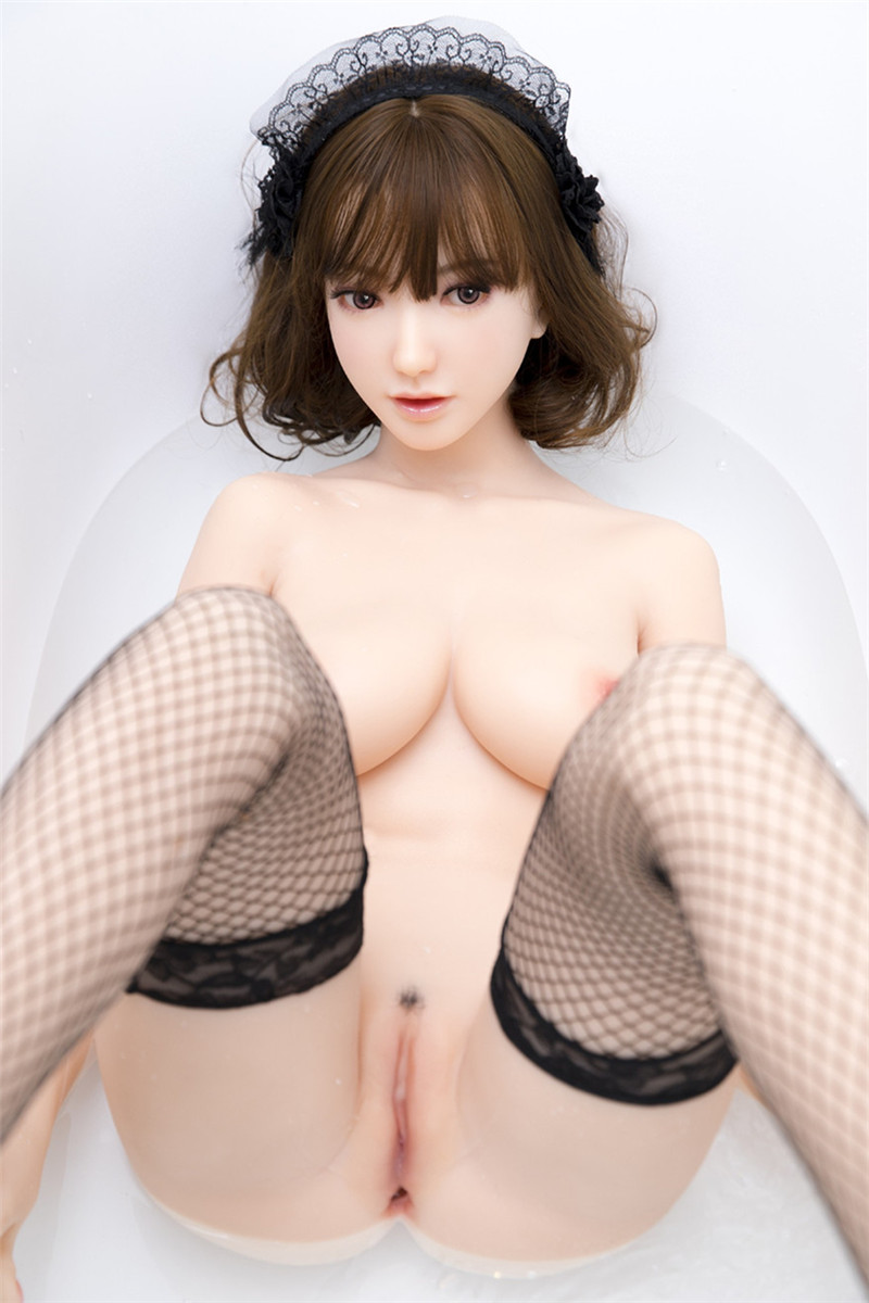 Sino Doll 152cm/5ft D-cup Silicone Sex Doll with Head S35
