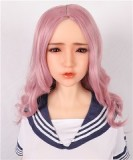 Sanhui Doll 158cm/5ft2 F-cup Silicone Sex Doll with Head #23