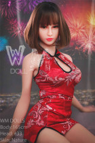 WM Doll TPE Material Love Doll 165cm/5ft4 D-cup with Head #33
