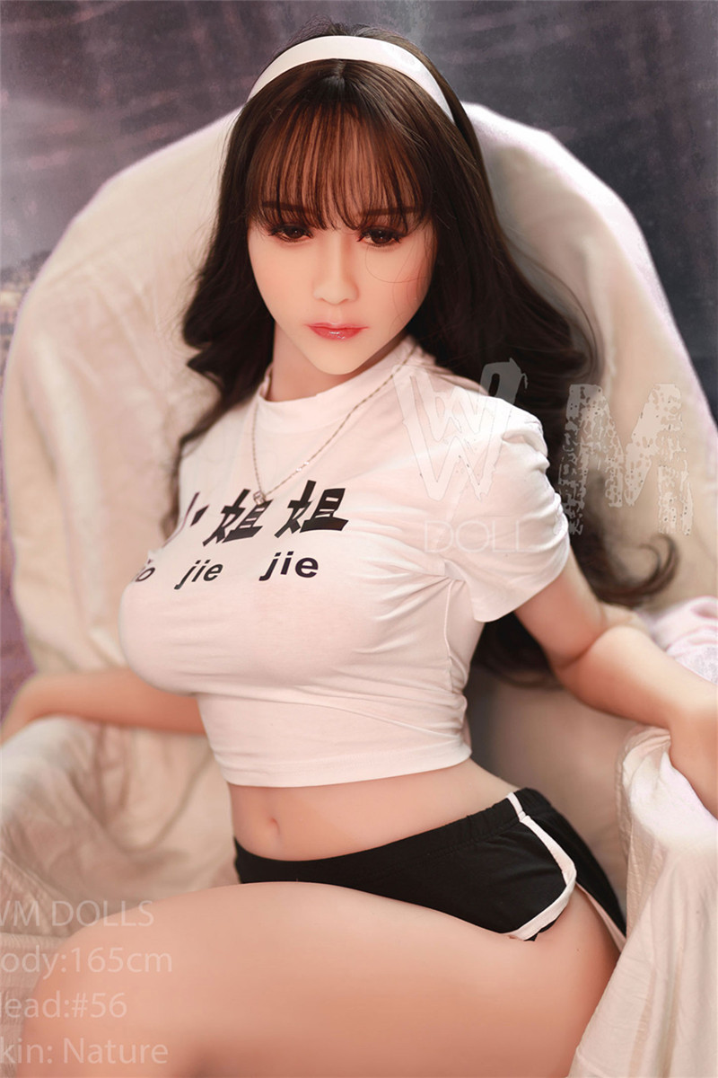 WM Doll TPE Material Love Doll 165cm/5ft4 D-cup with Head #85