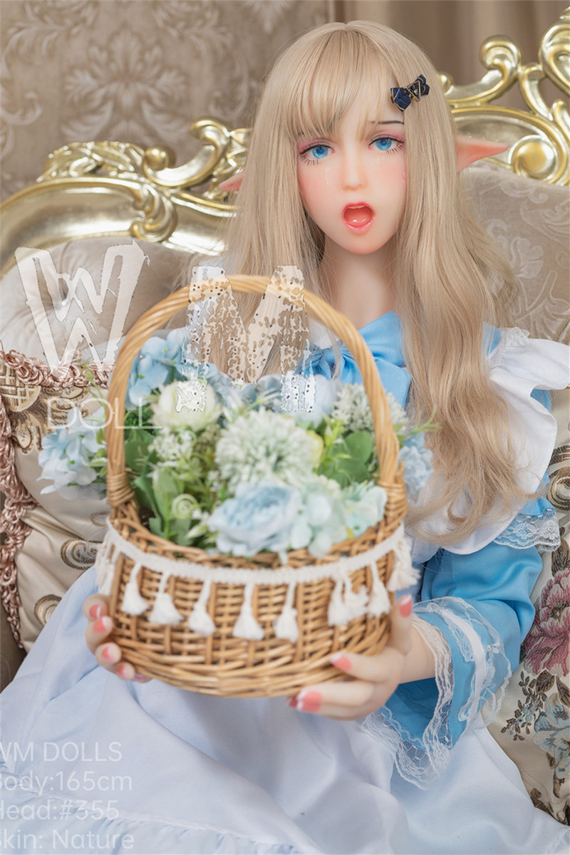 WM Doll TPE Material Love Doll 165cm/5ft4 D-cup with Head #355