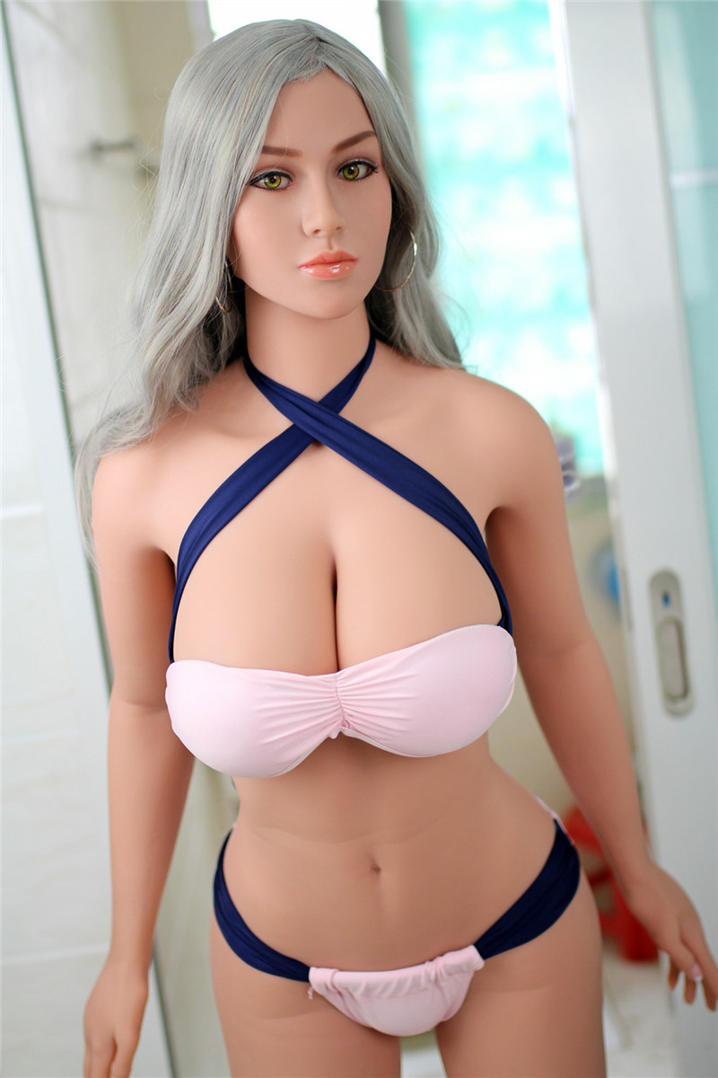 WM Doll TPE Material Love Doll 168cm/5ft5 E-cup with Head #15