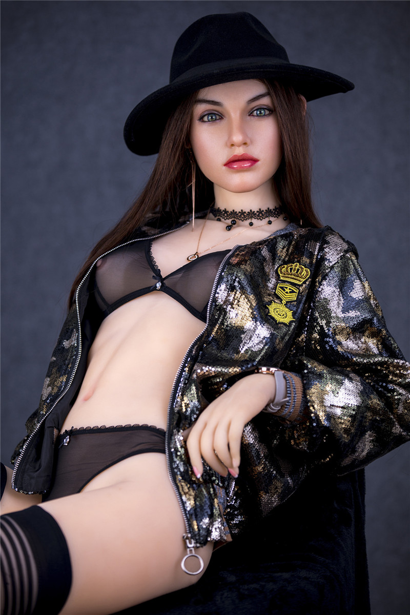 MZR 160cm(5.25ft) Full Size lifelike Sex Doll Silicone Head +TPE Body #3 Lisa