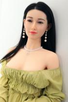 MZR 160cm(5.25ft) Full Size lifelike Sex Doll Silicone Head +TPE Body #2 Yuki
