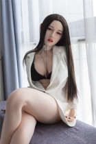MZR 163cm(5.34ft) F-Cup Full Size lifelike Sex Doll Silicone Doll #1 Coco