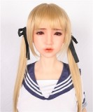 Sanhui Doll 168cm/5ft5 E-cup Silicone Sex Doll with Head #21